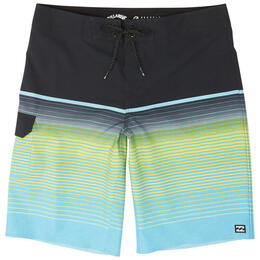 Billabong Men's All Day Stripe Pro Boardshorts