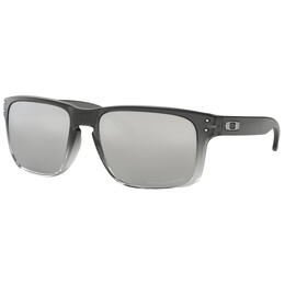 Oakley Men's Holbrook Sunglasses With Chrome Lenses