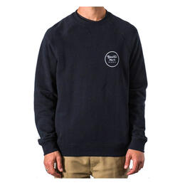 Brixton Men's Wheeler Crew Fleece Sweatshirt