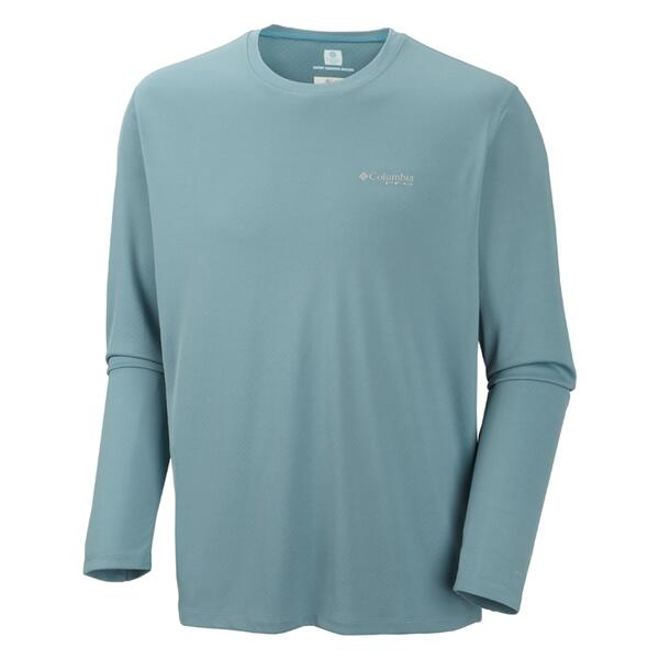 Columbia Sportswear Men's Pfg Zero Rules Long Sleeve Shirt