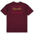 Brixton Men's Grade T-Shirt