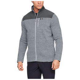 Under Armour Men's Specialist 2.0 Full Zip Long Sleeve Shirt