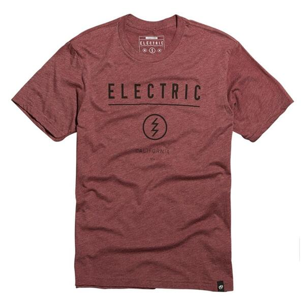 Electric Corporate Identity Short Sleeve T-Shirt