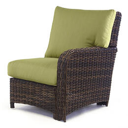 South Sea Rattan Saint Tropez Right Arm Loveseat