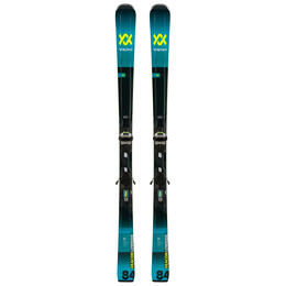 Volkl Men's Deacon 84 Skis with IPT Lowride XL Bindings '20