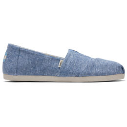 Toms Women's Chambray Alpargata Casual Shoes