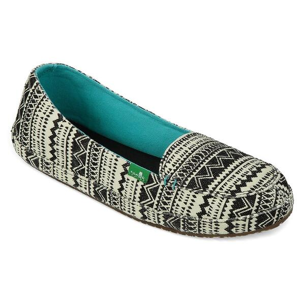 Sanuk Women's Mirage Casual Street Shoes