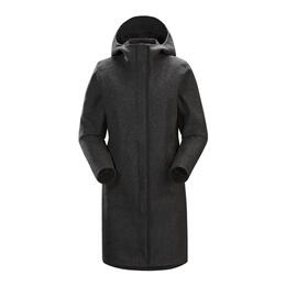 Arc`teryx Women's Embra Coat Black Heather