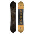 Arbor Men's Element Black Snowboard '18