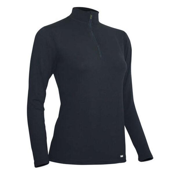 Polarmax Women's Zip Turtle Neck