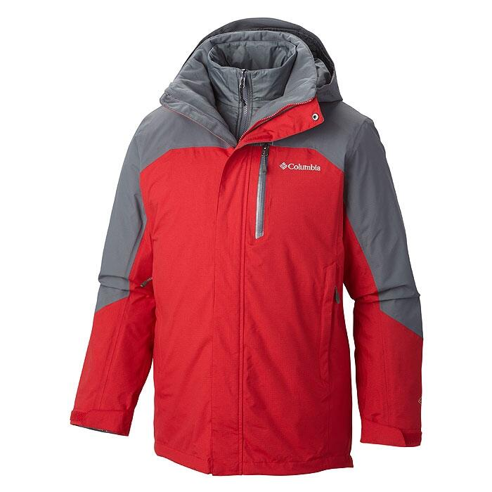 Columbia Men's Lhotse II Interchange Jacket Tall