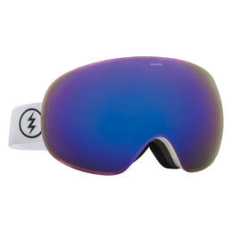 Electric EG3 Snow Goggles With Brose/Blue Chrome Lens