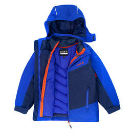Kamik Boy's TY 3 in 1 Systems with Down Liner Jacket