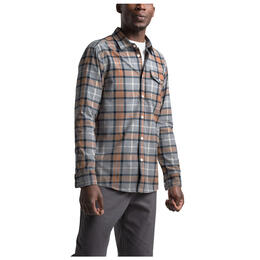 The North Face Men's Stayside Chamois Long Sleeve Button Up Shirt