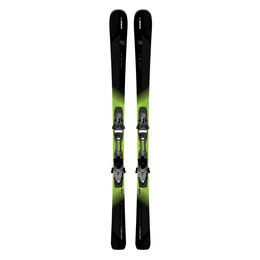 Elan Men's Amphibio 76 All Mountain Skis with EL 10.0 Bindings '16