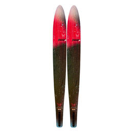 HO Sports Women's Burner Slalom Waterskis w/ Freemax Bindings '17