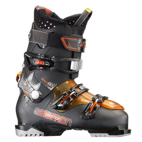 Salomon Men's Quest Access 60 All Mountain Sport Ski Boots '13