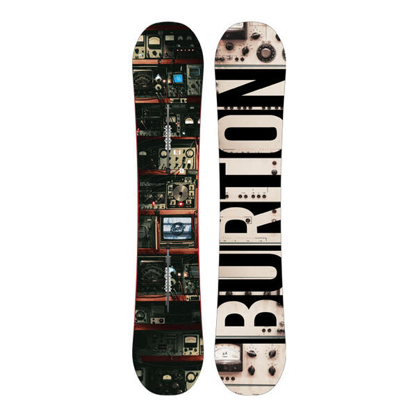 Burton Men's Blunt Wide All Mountain Snowbo