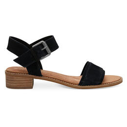 Toms Women's Camilia Sandals Black