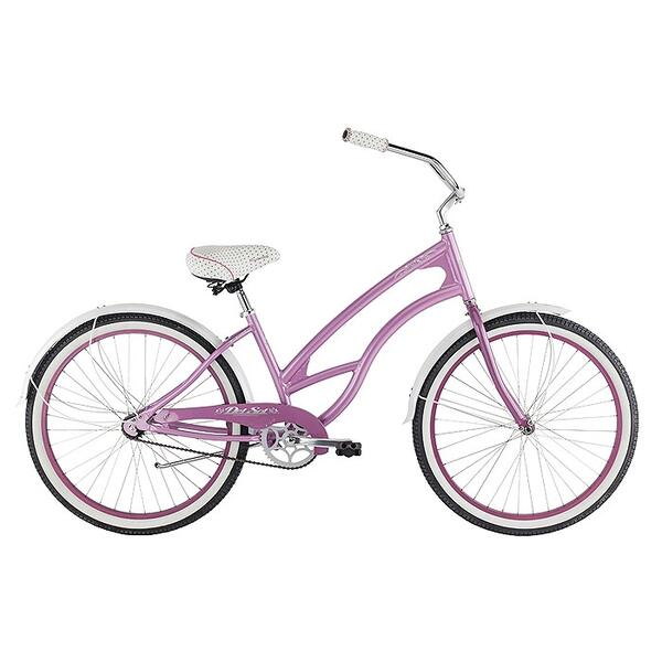 Del Sol Women's Tradewind Cruiser Bike '15