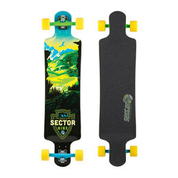 Sector 9 Fault Line Complete Longboard '16