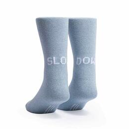 Richer Poorer Men's Lightweight Slow Down Crew Socks