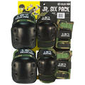 Triple Eight Kids' 187 Six Pack Junior Pads