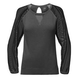 The North Face Women's Vision Long Sleeve Pullover