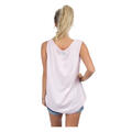 Back of Lauren James Women's North Carolina State Tank Top