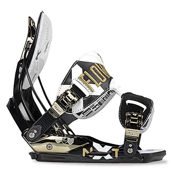 Flow Men's NXT AT Snowboard Bindings '10
