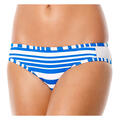 JAG Sport Women's Ombre Stripe Retro Swimsuit Bottom Front