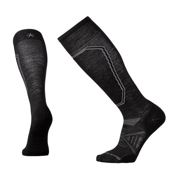 Smartwool Men's PhD Ski Light Snow Socks