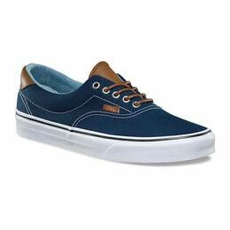 Vans Men's C & L Era 59 Shoes - Dress Blues
