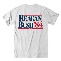 Rowdy Gentleman Men's Reaganbush 84 Short Sleeve Pocket T-Shirt