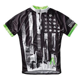 Primal Wear Men's Merica Cycling Jersey
