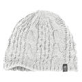 The North Face Women's Cable Minna Beanie White