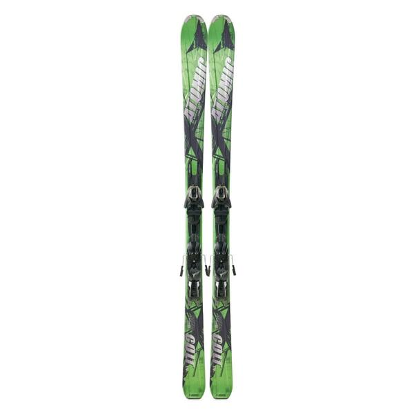 Atomic Colt All-Mountain Skis with XTO 10 Bindings '13