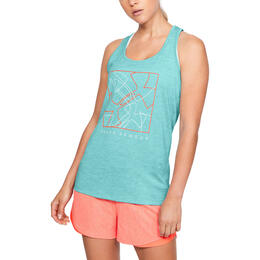 Under Armour Women's Tech™ Graphic Twist Tank