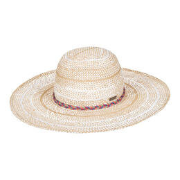 Roxy Junior Girl's Take A Break Straw Sun Hat