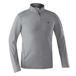 Mountain Force Men's Grid Long Sleeve Shirt