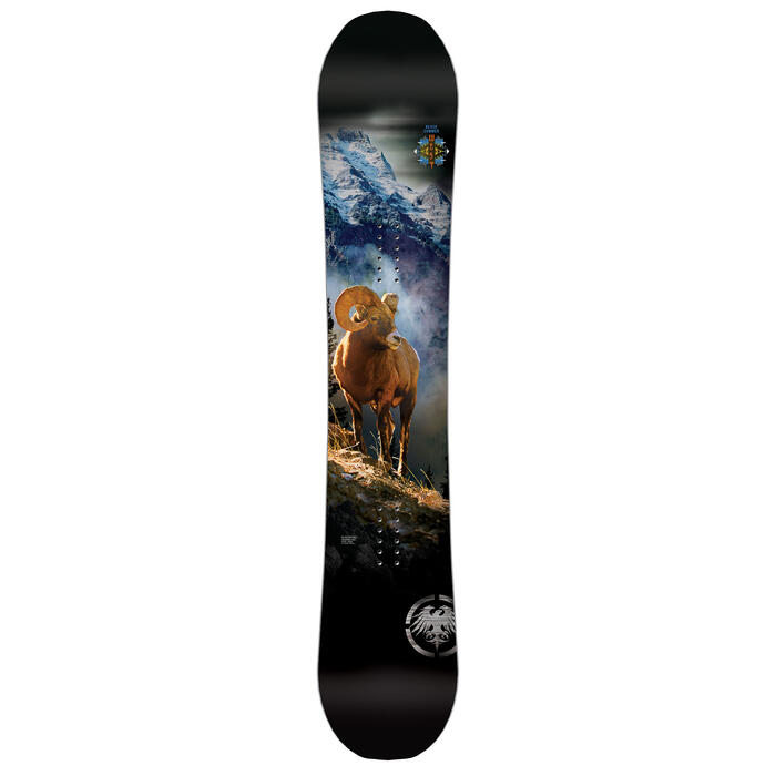Never Summer Men's West All Mountain Snowbo