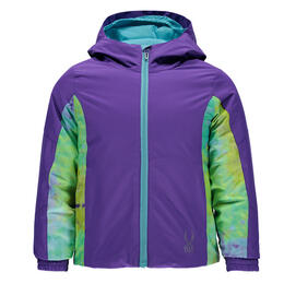 Spyder Toddler Girl's Charm Insulated Ski Jacket