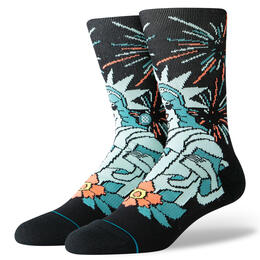 Stance Men's Freedom Of Ice Cream Socks