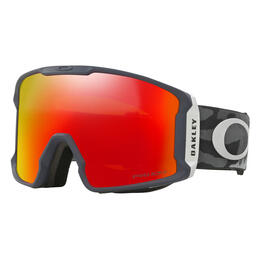 Oakley Line Miner PRIZM Night Camo Collection Snow Goggles