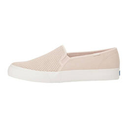 Keds Women's Double Decker Perf Suede Casual Shoes