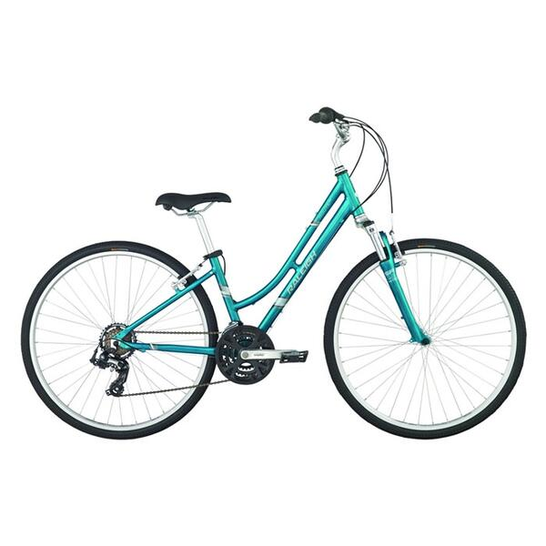 Raleigh Women's Route 3.0 ST Hybrid City Bike '14