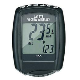 Cateye Vectra Wireless 5-function Cycling Computer