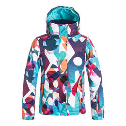Roxy Girl's Jetty Insulated Ski Jacket