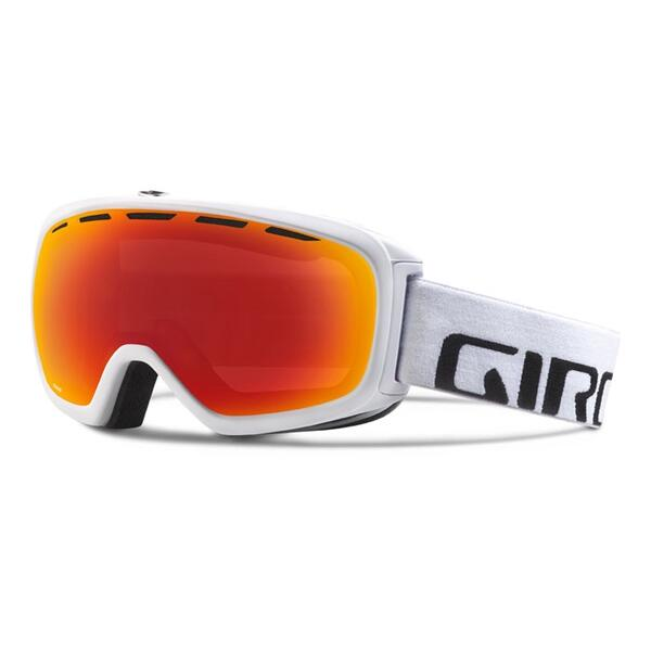 Giro Basis Snow Goggles With Amber Scalet Lens