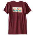 Kavu Men's Klear Above Etch Art Tee alt image view 1